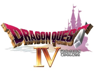 Dragon Quest IV logo