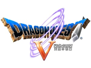 Dragon Quest V logo