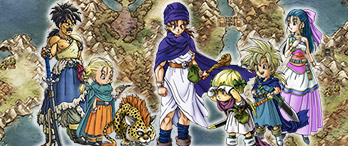 Image Dragon Quest V