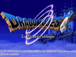 Dragon Quest V Nintendo DS
