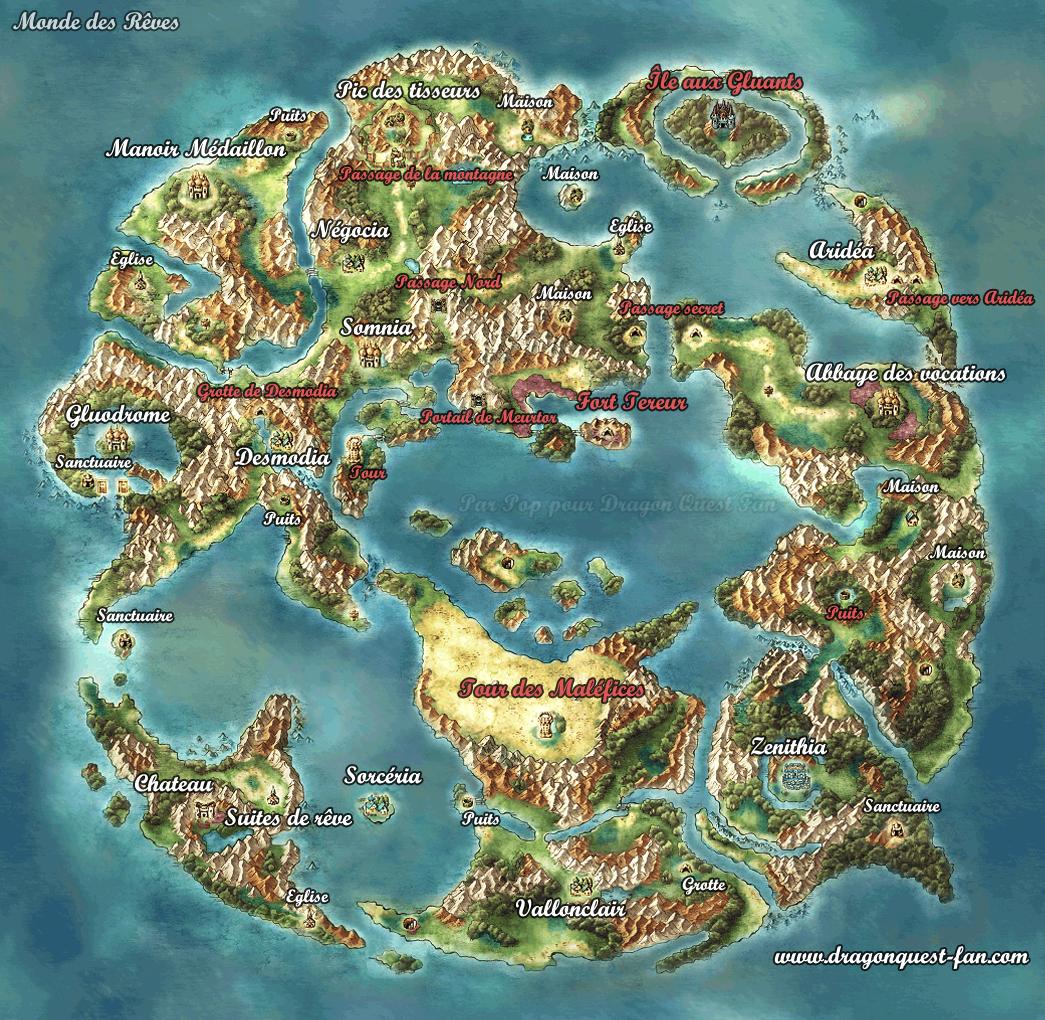 Dragon Quest VI Le Royaume Des Songes