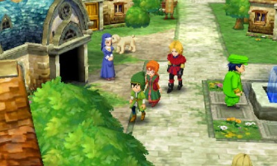 Dragon Quest VII Nintendo 3DS