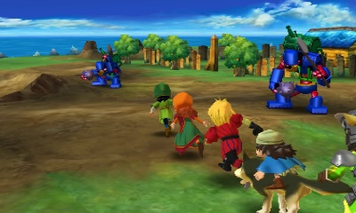 Dragon Quest VII Nintenco 3DS