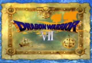 Dragon Warrior VII PSX