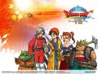 Wallpaper Dragon Quest 8
