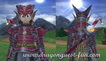 dragon quest 9 comment avoir le heaume divin