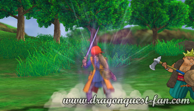 Dragon Quest Tension
