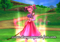 Dragon Quest Tension Jessica