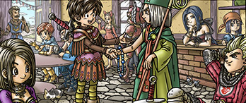 Image Dragon Quest IX