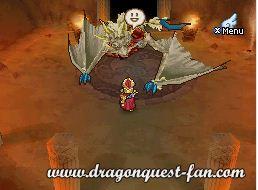dragon quest 9 comment avoir la carte de grizius
