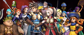 Image Dragon Quest Heroes