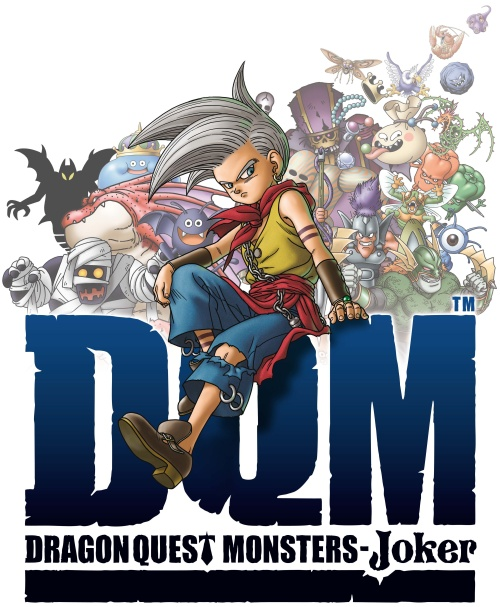 Dragon Quest Monsters Joker Artwork