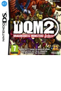 Dragon Quest Monsters Joker Logo