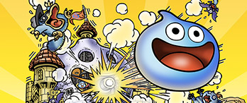 Image Dragon Quest Heroes Rockets Slime