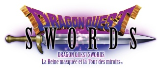 Dragon Quest Swords logo