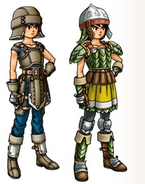 comment devenir ranger dq9