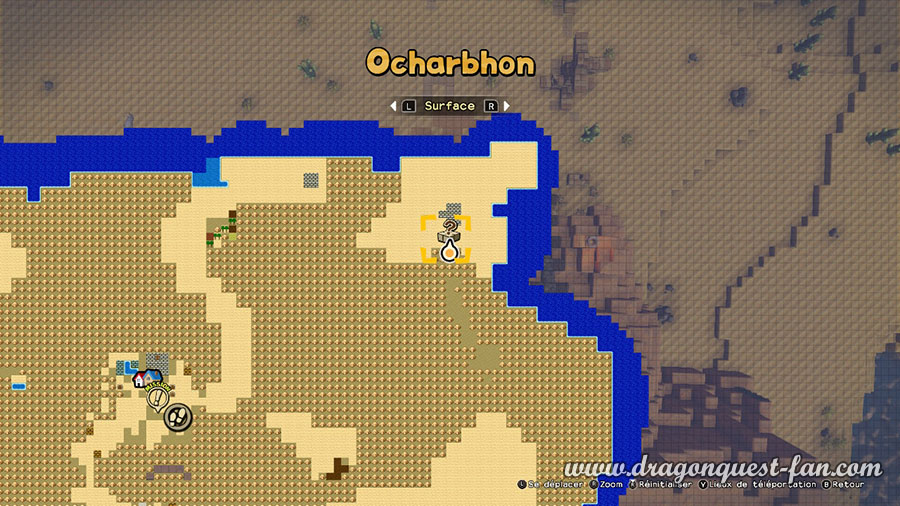 Dragon Quest Builders 2 Enigme Ocharbhon