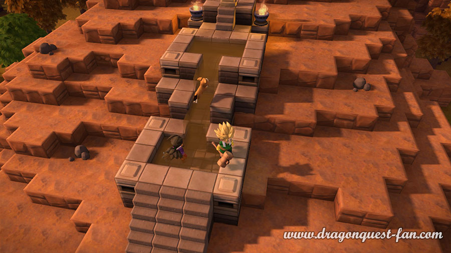 Dragon Quest Builders 2 Enigme Verchamps 1