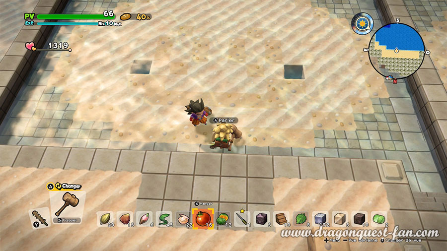 Dragon Quest Builders 2 Enigme Verchamps 4