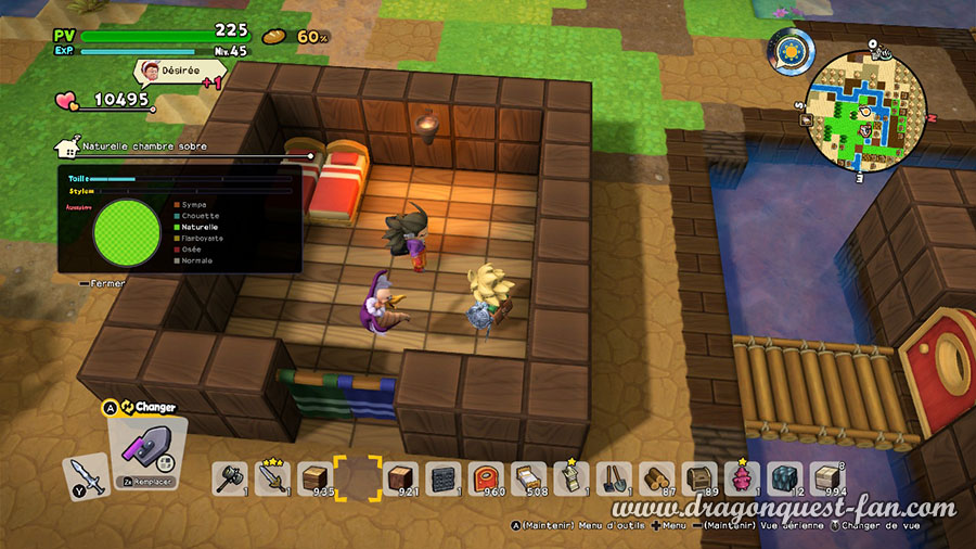 Dragon Quest Builders 2 Naturelle
