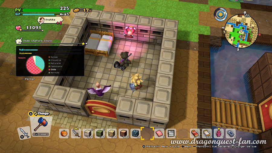Dragon Quest Builders 2 Osee