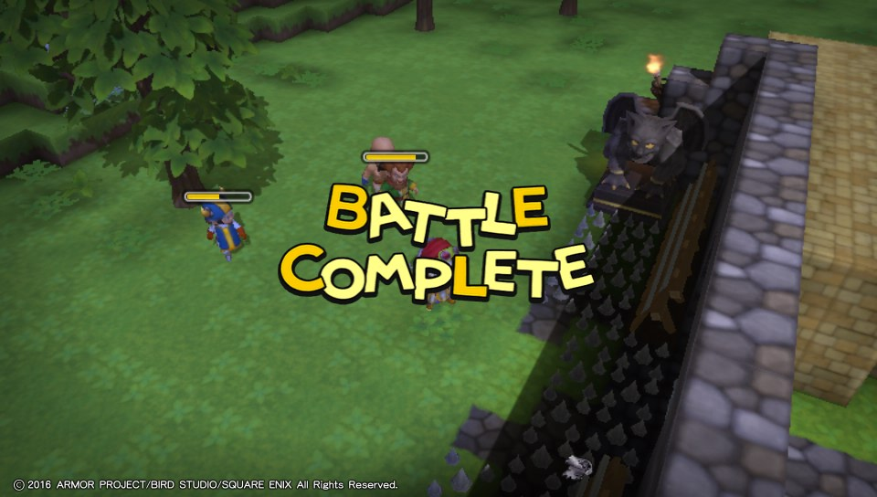 Dragon Quest Builders Spektak Ef Bf Bdl Ef Bf Bdres Spa